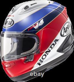 Arai Rx7-v Honda Rc30 Motorcycle Helmet Large