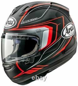 Arai Rx7-v Maze Black Motorcycle Helmet Medium
