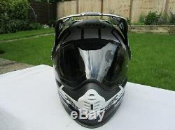 Arai Tour-X 4 Adventure White Off Road Motorcycle Motorbike Helmet