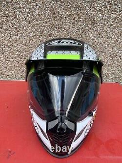 Arai Tour X4 Dual Sport Motorcycle Motorbike Helmet