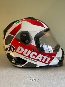 Arai XD-4 / DUCATI Multistrada Helmet