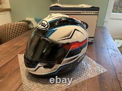 Arai rx7-v motorcycle helmet medium