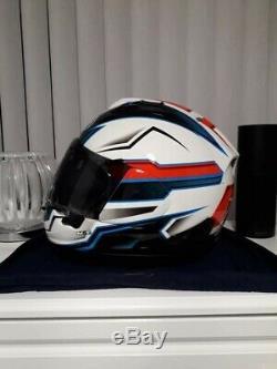 Arai rx7v helmet