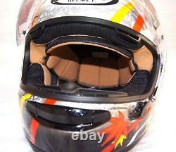 Asian fit Arai CORSAIR-X RX-7V full face helmet RX-7X KAEDE LIMITED Casque