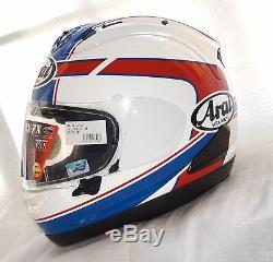 Asian fit Arai Full face helmet RX-7X CORSAIR-X RX-7V Kevin Schwantz Casque