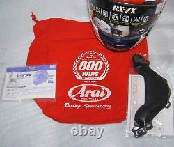 Asian fit Arai HRC REPSOL HONDA helmet RX-7X Corsair-X RX-7V 1/800PC LIMITED pro