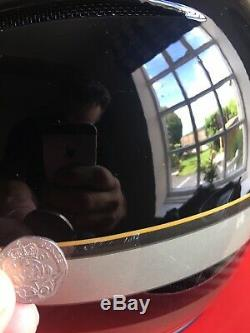 BELL BULLITT CARBON ROLAND SANDS DESIGNS RSD BAGGER RETRO MOTOCYCLE HELMET Large