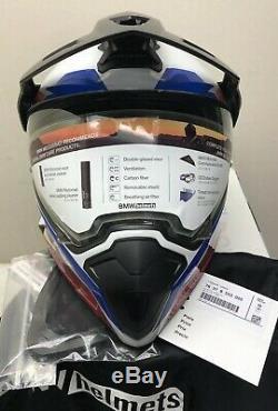 BMW GS Carbon ECE Helmet Size M (56/57cm)