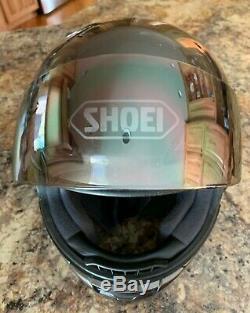 BMW Shoei Full Face Motorcycle Sports Helmet RF-1000 XXXL M2000 65-66cm 3XL
