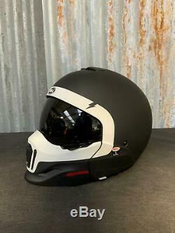 Bell Broozer Helmet Cranium Matte Black Size L 58-59 Ex-display