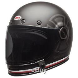 Bell Bullitt Motorcycle Helmet Independent Black