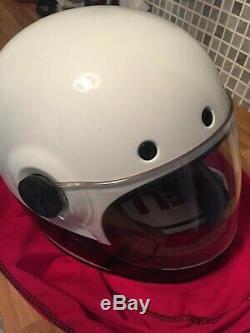 Bell Bullitt Urban Rider Motorbike Crash Helmet Size M 57-58 CM