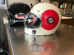 Bell Bullitt motor cycle helmet