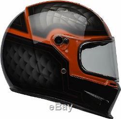 Bell Eliminator Full Face Motorcycle Helmet Street MotorBike Fiberglass DOT ECE