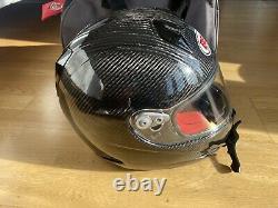 Bell M4R Carbon Motorcycle Helmet Large