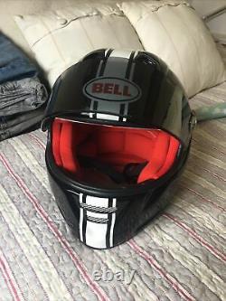 Bell MX5 Daytona Crash Helmet, size Medium Arai