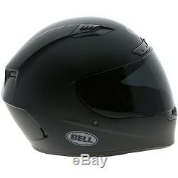 Bell Qualifier DLX Matt Black Motorbike Motorcycle Helmet