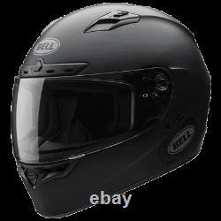 Bell Qualifier DLX Mips Accelerator Red / Black Motorbike Motorcycle Helmet