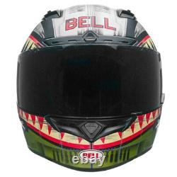 Bell Qualifier DLX Mips Devil May Care Motorcycle Motorbike Helmet