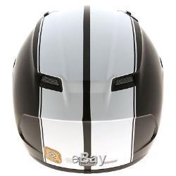 Bell Qualifier DLX Rally Matt Black Motorbike Motorcycle Helmet