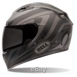 Bell Qualifier Impulse Black Motorbike Helmet