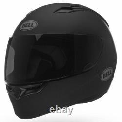 Bell Qualifier STD Solid Matt Black Motorcycle Motorbike Helmet
