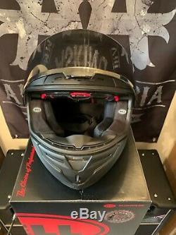 Bell Race Star Carbon Helmet Flex Matt Black Large (fits me as a Medium)