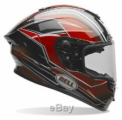 Bell Race Star Triton Red Motorcycle Helmet (rrp £599.99) Now £279.99
