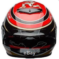 Bell Street Star Mips Motorcycle Helmet Isle Of Man Pace Black/Gold SALE