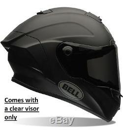 Bell Street Star Motorcycle Motorbike Helmet Matte Matt Black SALE