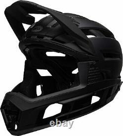 Bell Super Air R MIPS Adult Bike Helmet Matte/Gloss Black Medium (55-59 cm)