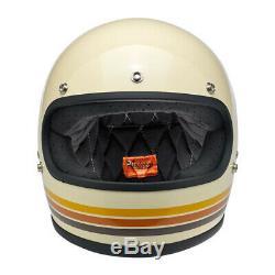 Biltwell Gringo Full Face Helmet Vintage Desert In Stock
