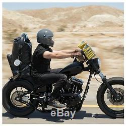 Biltwell Gringo S ECE Motorcycle Helmet (2019) Gloss Storm Grey