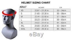Custom airbrushed/painted Matrix Alpha Skull Helmet, bandit simpson style