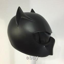 Custom motorcycle helmet Black Panther ECE and DOT Free international shipping