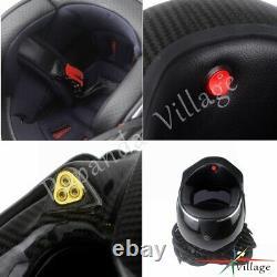 DOT Predator Motorcycle Helmet Custom Party Mask Iron Warrior Man Helmet L Size