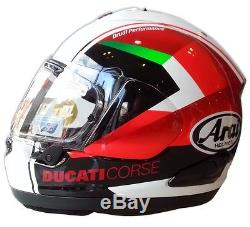 Ducati Arai Red Arrow Helmet Rx-7v Large 981031725