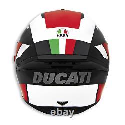 Ducati Peak V5 Full-Face Helmet by AGV 98107081 NEW DUCATI PERFORMANCE pls cal