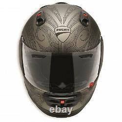 Ducati Soul Face ECE Motorcycle Crash Helmet by Arai Medium 981036104