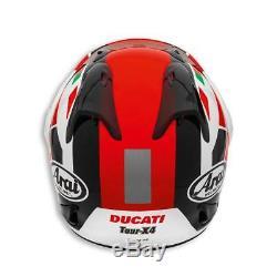 Ducati Strada Tour V3 Full Face Race Motorcycle Motorbike Motorcross Helmet SALE