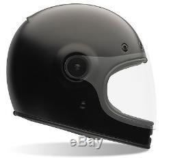 FREE EXPRESS SHIPPING Bell Bullitt Retro Motorcycle Helmet ALL COLORS Full Face