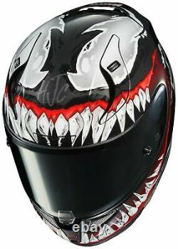 Free Shipping Helmet Hjc Rpha 11 Pro Venom 2 Marvel
