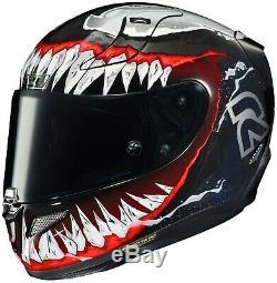 Free Shipping Helmet Hjc Rpha 11 Pro Venom 2 Marvel Large