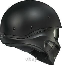 Free Shipping Scorpion Exo Covert X Open-face Helmet Matte Black