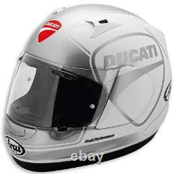 Genuine Ducati Full-Face Motorcycle Crash Helmet Shield 14 ECE by Arai Quantum