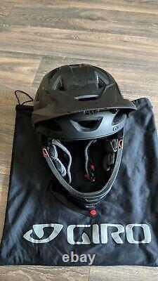 Giro Switchblade Mips Helmet Matt Blk 2021 Full Face Mountain Bike MTB Large
