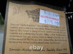 HARLEY DAVIDSON 100th ANNIVERSARY HELMET XX-LARGE