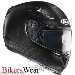 HJC RPHA 10+ Plus Carbon Full Face Motorcycle Helmet Size L
