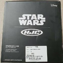 HJC RPHA 11 Boba Fett Star Wars plus Light Smoked Visor Helmet, Size Large