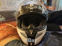 HJC RPHA 11 Darter, integral helmet, size m. Almost brand new